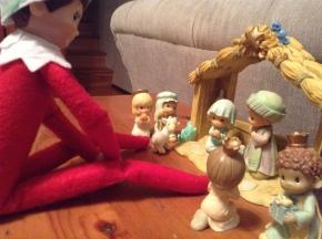 elf man: Santa's littlehelper