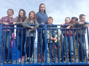the churning: grade 8 &9