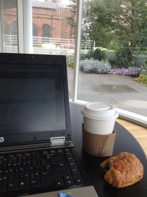 food for creative thought: how I incorporate writing into dailylife