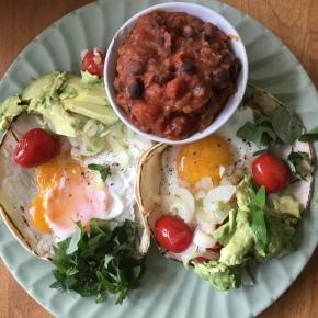 homestead breakfast: kitchenabundance